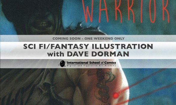 Dave Dorman's Sci fi/Fantasy Illustration Seminar